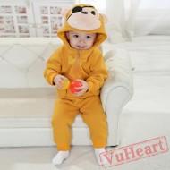 Baby Monkey Onesie Costume - Kigurumi Onesies