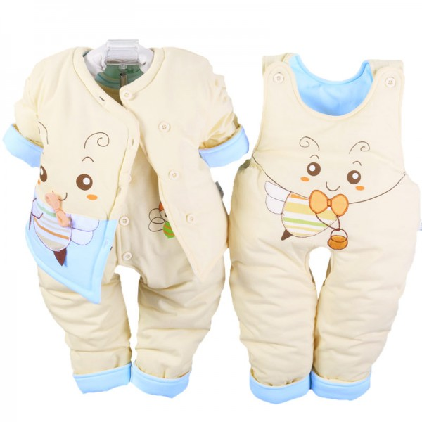 Newborn Baby Boy & Girl Bee Outfits / Clothes Set 0 - 3 Month