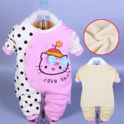 Newborn Baby Girl KT Cat Onesies / Outfits / Clothes 0 - 9 Month