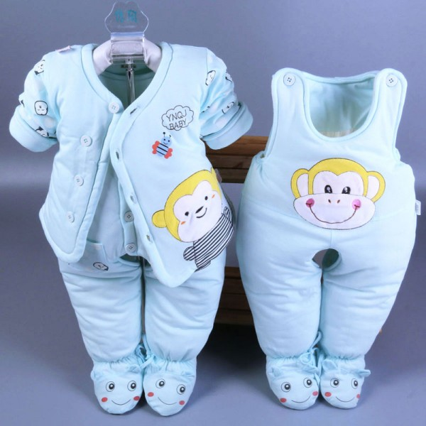 Newborn Baby Girl & Boy Outfits / Clothes Set 0 - 6 Month