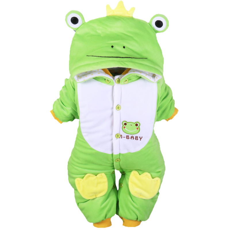 Newborn Baby Girl Amp Boy Frog Onesies Outfits Clothes 0