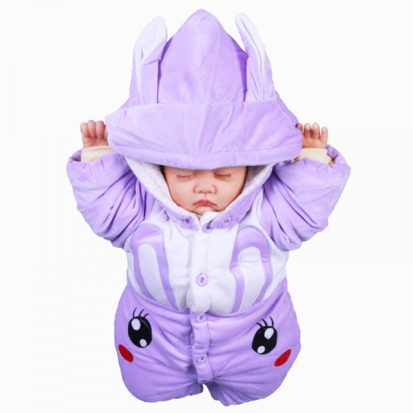 Newborn Baby Girl Rabbit Onesies / Outfits / Clothes 0 - 6 Month