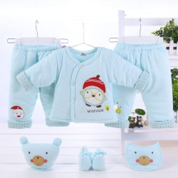 Newborn Baby Boy & Girl Outfits / Clothes Set 0 - 3 Month
