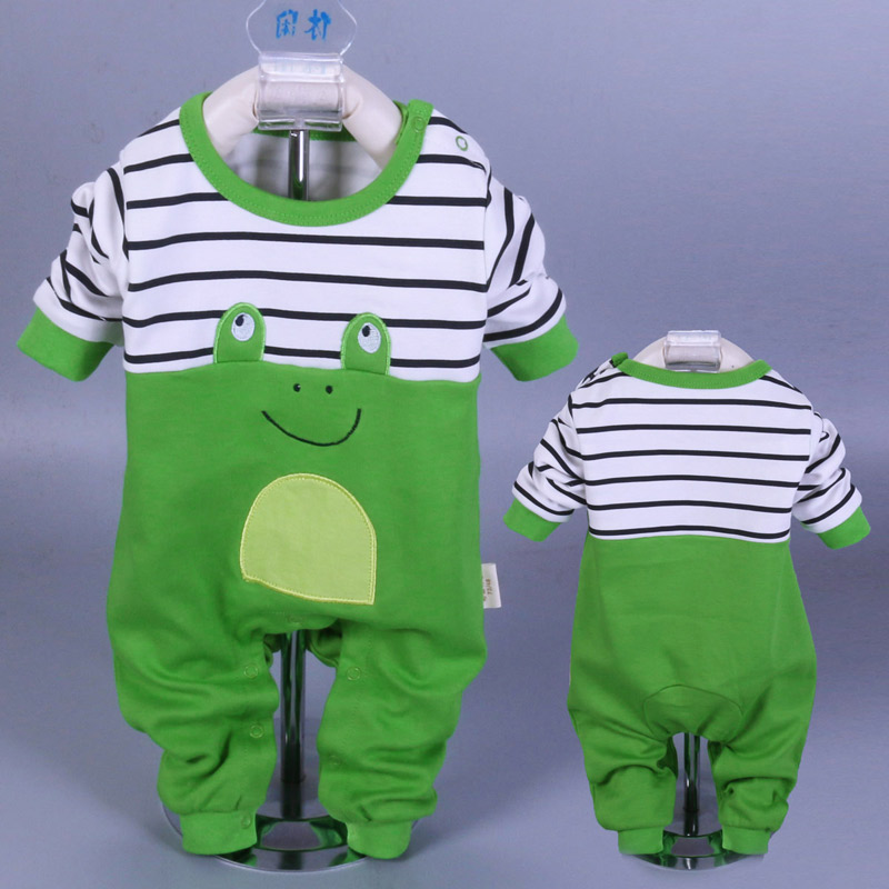 Newborn Baby Boy & Girl Frog Onesies / Outfits / Clothes 0 ...
