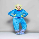 Three Eye Monster Cartoon Onesie Pajamas Costumes