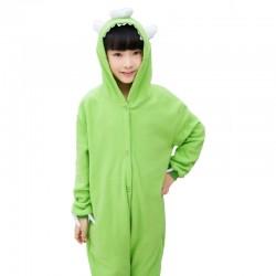 Kids Cartoon Animal Pajamas Hooded Onesies Girls Boys Pajamas