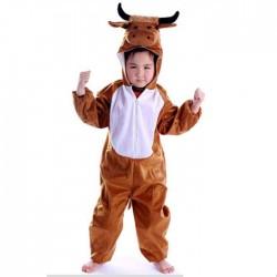 Lovely Kids Children Onesie Pajamas Animal Jumpsuit Cosplay Costume Onesie