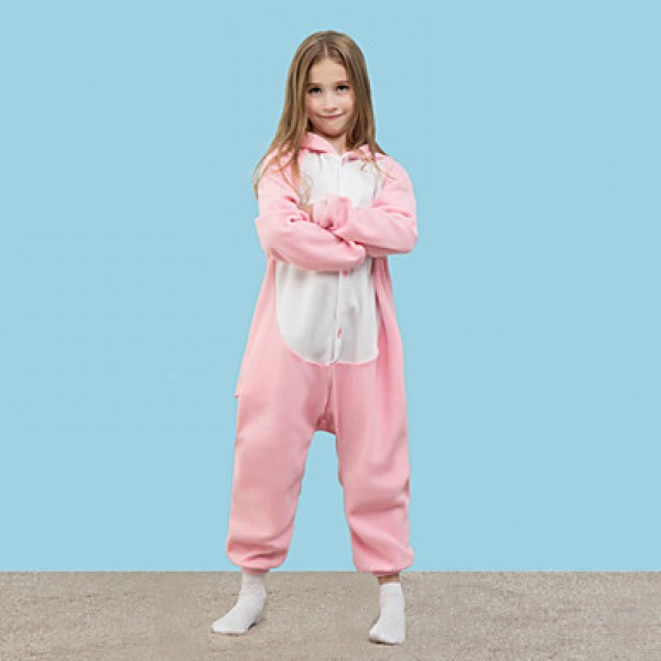 Piggy Pig Christmas Onesie Unisex Cute Animal Costume For Children