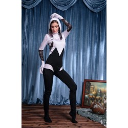 Sexy adult onesie Jumpsuits Cosplay Costume
