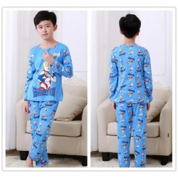 Cartoon Kid Pajamas Minions Pajamas Set Children Pajamas